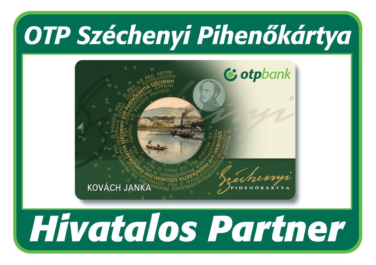 OTP SZÉP kártya online elfogadóhely