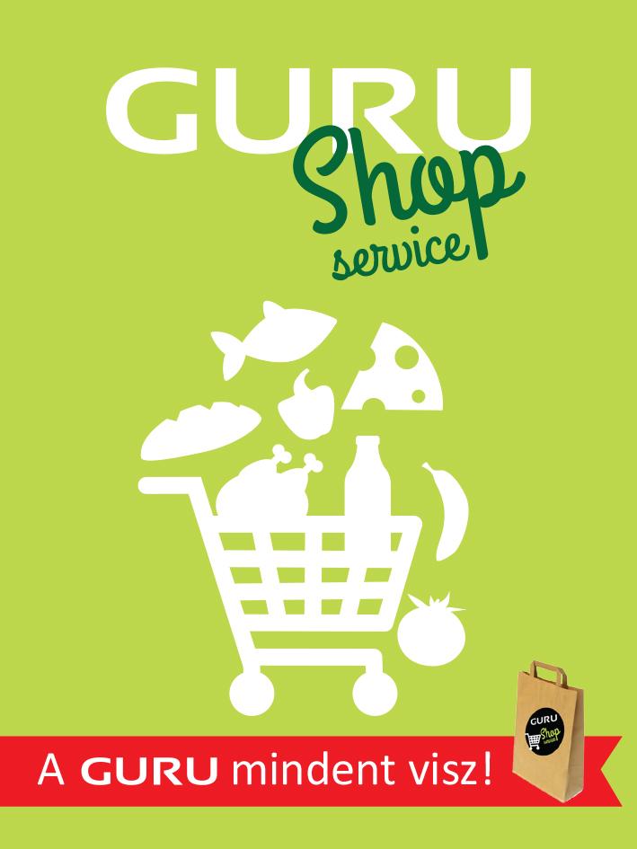 GURU Shop Service