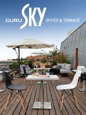 Sky Office Terrace catering irodabérlés