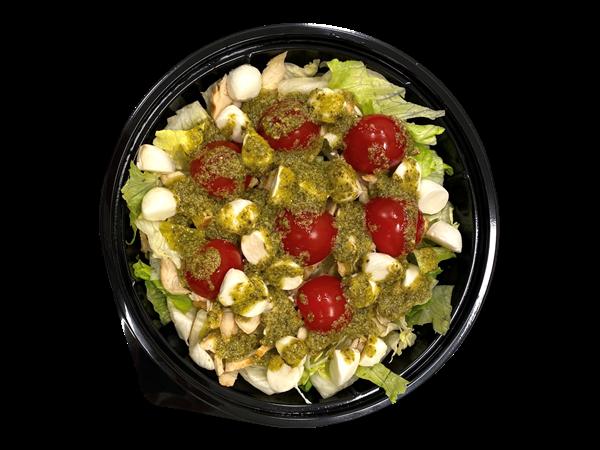 SandwichGuru - Pesto pollo saláta